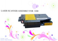 LASER SCANNER ASSEMBLY FOR Laserjet Printer 3200