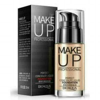 Bioaqua make up professional perfect concealer liquid. foundation bb