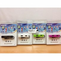 AXPRO AXP817 USB HUB 4 Port USB 2.0 Adaptor Charger Fast Charging