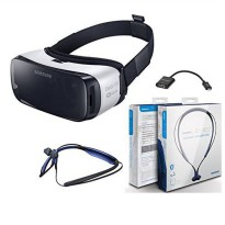 [poledit] Samsung Gear VR Virtual Reality - 360 2D & 3D with Level U Bluetooth Wireless In/12653586