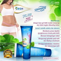 Body Slim Herbal Lotion Slimming Gel