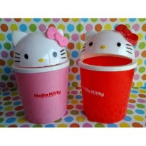 TEMPAT SAMPAH MINI HELLO KITTY