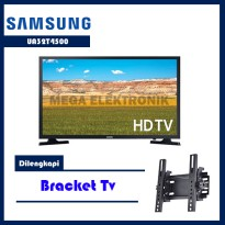 SAMSUNG UA 32T 4500 LED TV [32 INCH SMART TV] Dilengkapi Bracket HT-001
