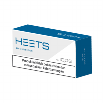 HEETS BLUE SELECTION FOR IQOS (1 SLOPE isi 10 PACK)