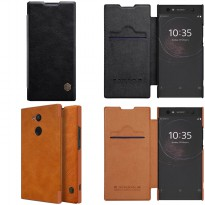 Nillkin Qin Leather Case Sony Xperia XA2 Ultra