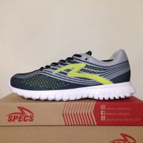 Sepatu Running/Lari Specs Europa Light Cool Grey 200500 Original BNIB