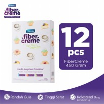 FiberCreme Folding Box 450gr - 12pcs