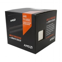 AMD FX-8350 Black Edition Vishera 4.0GHz (4.2GHz Turbo) Socket AM3+