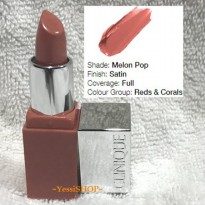 CLINIQUE MINI POP LIP COLOUR +PRIMER COLOUR MELON POP