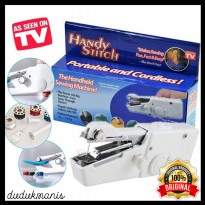 Mini Mesin Jahit Praktis Handheld Sewing Machine PER-840