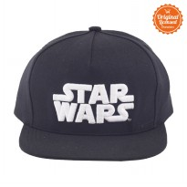 Star Wars Logo Cap Black