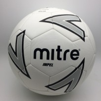 Bola Soccer Mitre Impel L30P FB Ball White Silver BB1118WIL Original