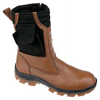 safety shoes Catenzo DM 119 Tan