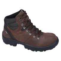 safety shoes Catenzo LI 066 Coklat