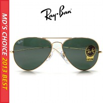 Genuine Configuration Ray Ban RB3025 L metal Boeing, Ray-Ban sunglasses, Ray Ban Best Model / RAY-BAN Eyewear professional (RB3025