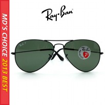 Genuine Configuration Ray Ban RB3025 Polarized Metal Boeing, Ray-Ban sunglasses, Ray Ban Best Model / RAY-BAN Eyewear professional (RB3