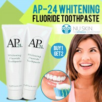 BUY 1 Get 1 - AP-24 Whitening Fluoride Toothpaste