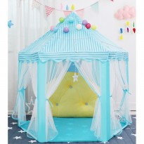 Tenda Anak Princess Castle Jumbo Mainan Anak Outdoor Portable