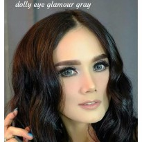 New Softlens Mua Special Dolly Eye Glamour Series -Original 100%-Terlaris