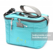 BKA Cooler Bag FREE 2 Botol Asi BKA - Blue