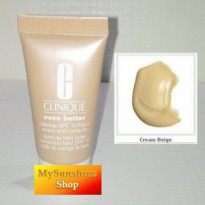 Clinique Even Better Make Up SPF15 Pa++ Evens&Correct Foundation 7Ml