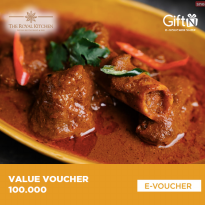 The Royal Kitchen -  Value Voucher 100.000