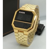Jam Tangan Digital NIXON RURIN DIGITAL GOLD