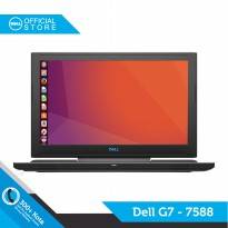 Dell G7-7588 [Ci7-8750H-8-1T+8-NVD-UBT-WHT] DELL OFFICIAL