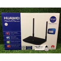 Wireless Router HUAWEI WS330 Speed Up to 300Mbps With SMART ANTENNA