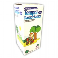 Tempra Syr 100 ml