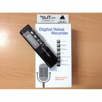 USB DIGITAL VOICE RECORDER 4GB / PEREKAM SUARA DIGITAL AUDIO RECORDER