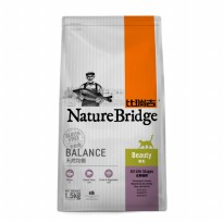 CPPetfood Nature Bridge Beauty For All Life Stage Cat Food – 1.5kg