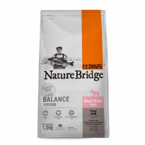 CPPetfood Nature Bridge Small Breed Puppy Food – 1,5 Kg