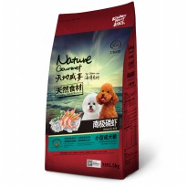 CPPETINDO Kitchen Flavor Antarctic Krill Small Breed Adult Dog Food – 1,5 Kg