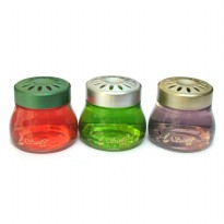 [Pepper shaker] [Car aenpeon] Sante Aromatherapy flower gel / air freshener / Car Accessories / fragrances