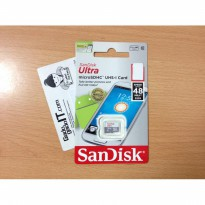 Memory Card / MicroSD Sandisk ULTRA Class/CL10 32GB Speed 48MB/s