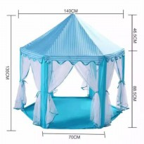 Tenda Anak ISTANA Castle Jumbo Outdoor PRINCES KASTIL