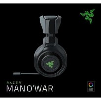 Razer Man O Warr - Wireless PC Gaming Headset - RESMI Techno 1 Tahun