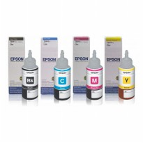 Tinta Epson L Series L110/L210/L310/L350/Etc (Black)