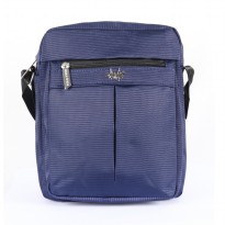 Polo Twin Sling Bag 516-06 Blue