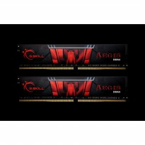 G.Skill DDR4 AEGIS PC19200 8GB (2x4GB) Dual Channel F4-2400C17D-8GIS