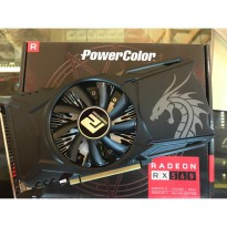 PowerColor RX 560 Red Dragon 4GB DDR5 OC