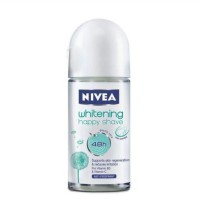 NIVEA DEO WHITENING HAPPY SHAVE 50 ML