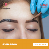 EverArtBeauty Henna Brow