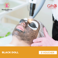 EverArtBeauty Black Doll