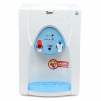 Cosmos CWD 1150 Dispenser Galon Atas Portabel / Putih-Biru