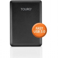 Hitachi Touro 500GB USB 3.0 - Plug n Play (HGST)
