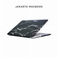 Case Macbook Pro Retina 15 Inch Black White Marble