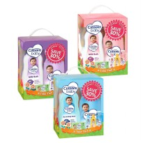 Cussons Baby Value Pack - 3 Pilihan