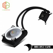 CUBE GAMING KALLAST C120 - AIO Water Cooler 120mm Radiator - 12cm PWM